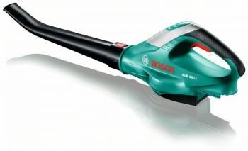 Воздуходувка-пылесос Bosch ALB 18 LI зеленый/черный (06008A0302)
