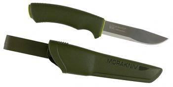 Нож Mora Bushcraft Forest темно-зеленый (12356)
