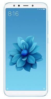 Смартфон Xiaomi Mi A2 64ГБ голубой (19248)