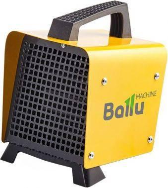 Тепловентилятор Ballu BKN-3 желтый (НС-1117325)