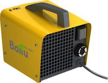 Тепловентилятор Ballu BKX-3 желтый (НС-1013525)