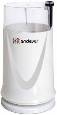 Кофемолка Endever Costa-1051 белый (80527)