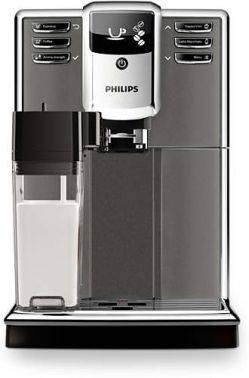 Кофемашина Philips Series 5000 EP5064/10 черный/серебристый