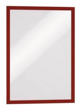 Магнитная рамка Durable Duraframe A4 красный (4882-03)