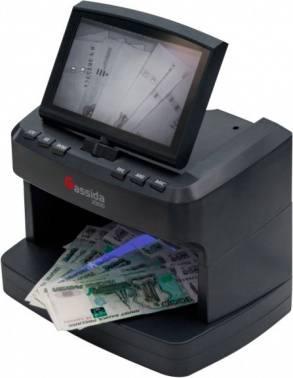 Детектор банкнот Cassida 2300 DA черный