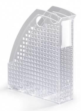 Лоток вертикальный Durable Trend прозрачный (1701625400)