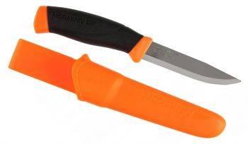 Нож Mora Companion оранжевый (11824)