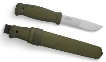 Нож стальной Mora Kansbol хаки (12634)