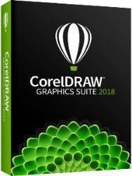 ПО Corel CorelDRAW Graphics Suite 2018 RU [CDGS2018RUDP]