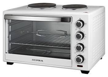 Мини-печь Supra MTS-422 белый