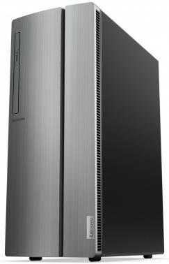Компьютер Lenovo IdeaCentre 510-15ICB серебристый (90HU006GRS)