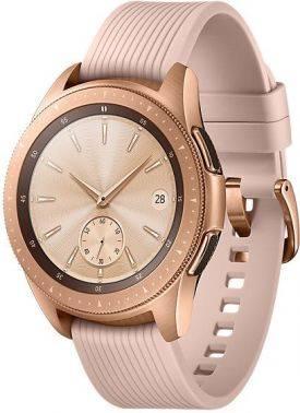 Смарт-часы SAMSUNG Galaxy Watch розовое золото (SM-R810NZDASER)