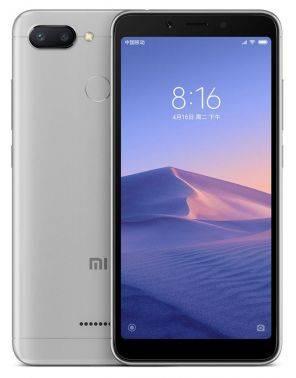 Смартфон Xiaomi Redmi 6 32ГБ серый