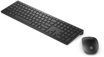 Комплект клавиатура+мышь HP Pavilion 800 черный/черный (4CE99AA)