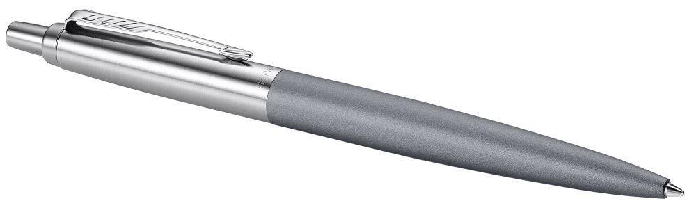 Ручка шариковая Parker Jotter XL K69 Matte Grey CT (2068360) - фото 1