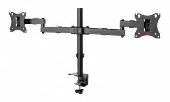 Кронштейн для мониторов Arm Media LCD-T04 черный (10222)