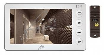 Видеодомофон Fox FX-VD7N-KIT (ЯНТАРЬ 7) белый