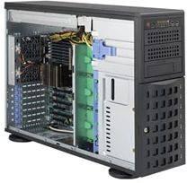 Корпус SuperMicro CSE-745BAC-R1K28B2 2 x 1280 Вт черный (CSE-745BAC-R1K28B2)