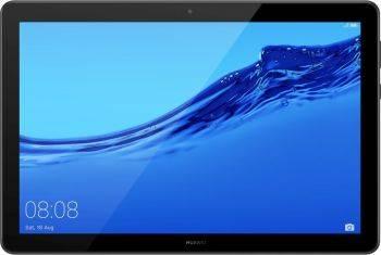 """Планшет 10.1"""" Huawei MediaPad T5 10 16ГБ черный (53010DLM)"""