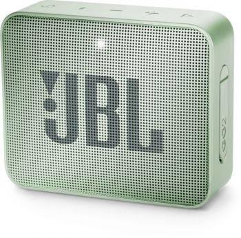 Колонка портативная JBL GO 2 светло-зеленый (JBLGO2MINT)