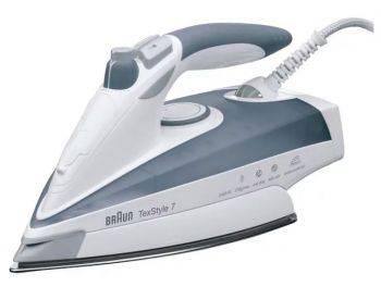 Утюг Braun TS775ETP серый/белый (0X12711098)