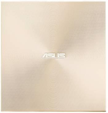 Оптический привод Asus SDRW-08U9M-U золотистый USB slim (SDRW-08U9M-U/GOLD/G/AS)