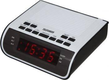 Радиоприемник Telefunken TF-1591 черный/белый (TF-1591(ЧЕРНЫЙ\БЕЛЫЙ)