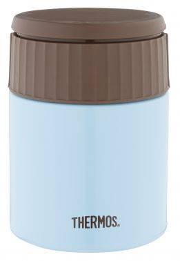 Термос Thermos JBQ-400-AQ голубой (924698)