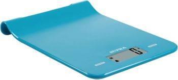 Кухонные весы Supra BSS-4101 голубой (11639)