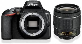 Фотоаппарат Nikon D3500 черный, 1 объектив (VBA550K002)
