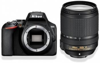 Фотоаппарат Nikon D3500 черный, 1 объектив 18-140mm f/3.5-5.6 VR (VBA550K004)