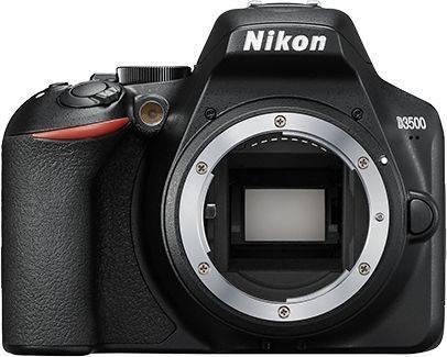 Фотоаппарат Nikon D3500 черный, 1 объектив 18-140mm f/3.5-5.6 VR (VBA550K004) - фото 2