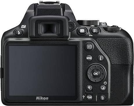 Фотоаппарат Nikon D3500 черный, 1 объектив 18-140mm f/3.5-5.6 VR (VBA550K004) - фото 3