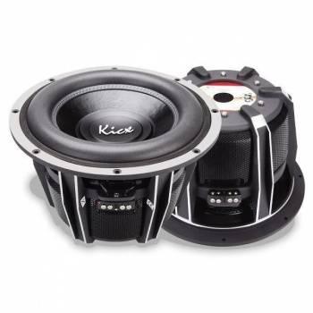 Сабвуфер автомобильный Kicx QS 300 пассивный (2013302)
