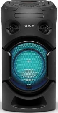 Минисистема Sony MHC-V21D черный (MHCV21D.RU1)
