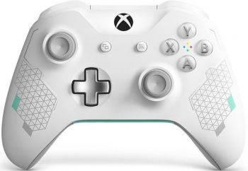 Геймпад Беспроводной Microsoft Sport White белый (WL3-00083)