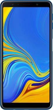 Смартфон Samsung Galaxy A7 (2018) SM-A750F 64ГБ синий (SM-A750FZBUSER)