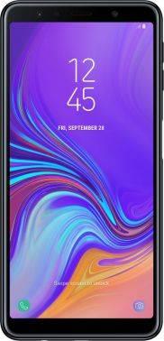 Смартфон Samsung Galaxy A7 (2018) SM-A750F 64ГБ черный (SM-A750FZKUSER)