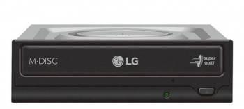 Оптический привод LG GH24NSD5 черный SATA