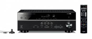 Ресивер AV Yamaha HTR-3072 5.1 черный (AHTR3072BLF)