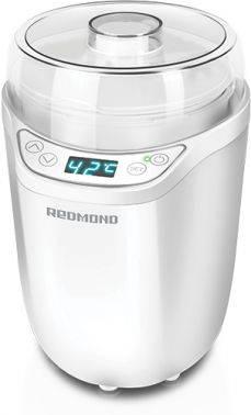 Йогуртница Redmond RYM-5402 белый
