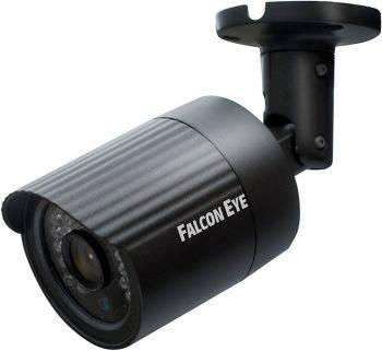 Видеокамера IP Falcon Eye FE-IPC-BL200P Eco POE черный