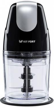 Измельчитель электрический Kitfort КТ-1321 черный