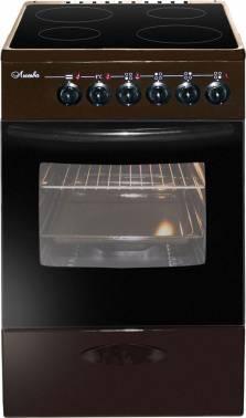 Плита электрическая Лысьва ЭПС 402 МС коричневый
