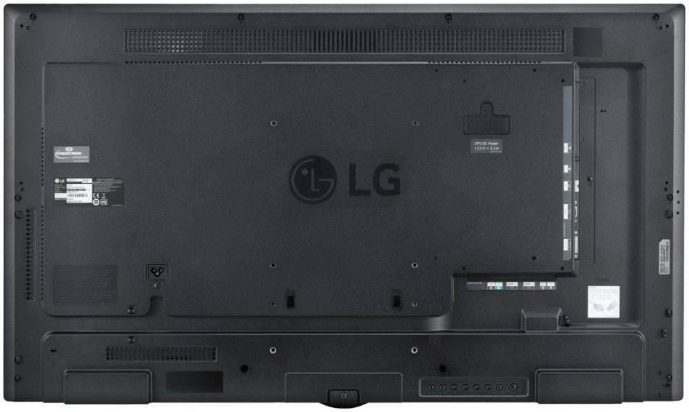 """Панель 55"""" LG 55SM5KE-B - фото 6"""