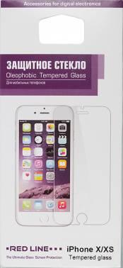 Защитное стекло Redline для Apple iPhone X/XS (УТ000012291)