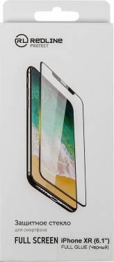 Защитное стекло Redline Full Glue для Apple iPhone XR (УТ000016086)