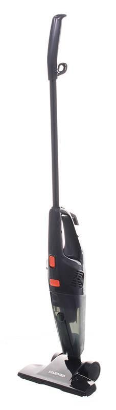 Ручной пылесос Starwind SCH1010 черный - фото 1