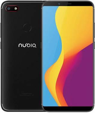 Смартфон Nubia V18 64ГБ черный (V18)