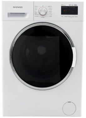 Стиральная машина Daewoo WMD-R912D1BP белый